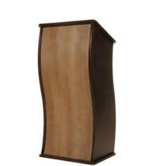 Wave Lectern
