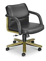 Mid-Back Swivel-Tilt,  Tilt-Lock Executive Chair