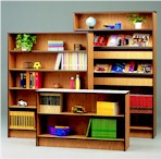 Extra Wide Bookcase
