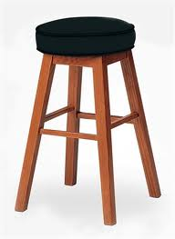 Community Wood Stool