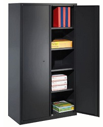 Apex 5 Shelf Storage Cabinet