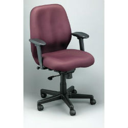 Aviator Series Mid Back Chair