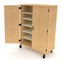 Encore Tall Storage Cabinet