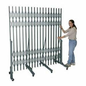 Portable Traffic Control/Security Gate