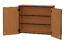 Illusions 7604 Wall Cabinet
