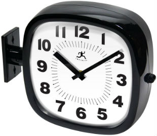 Two Sided Business Clock