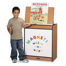 Big Book Easel (Write-n-Wipe) -Sproutz