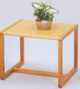 Temple Series End Table