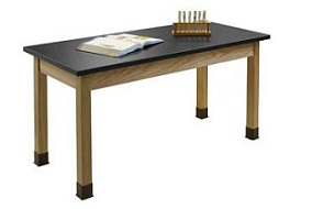 Laminate Science Lab Table