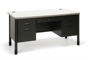Mesa Series 5-Drawer Teacher Desk