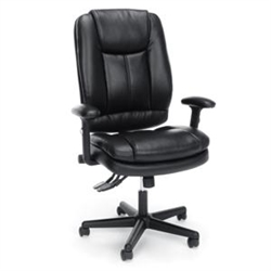 OFM Highback Leather Chair (ESS-6050)