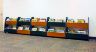Primaries Library Furniture