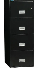 Phoenix Safe 4 Drawer Letter Size File