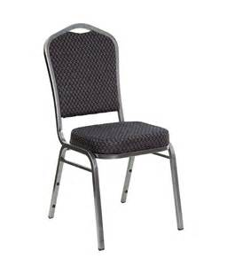 Tera Crown Back Banquet Chair