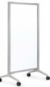 Mobile Magnetic White Board