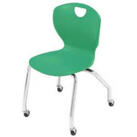 Ovation Series Student Chair with Casters
