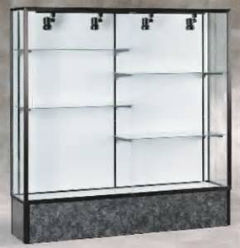 Monarch Display Case by Waddell