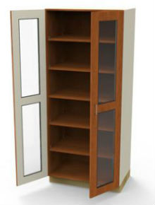 Double Door Tall Cabinet